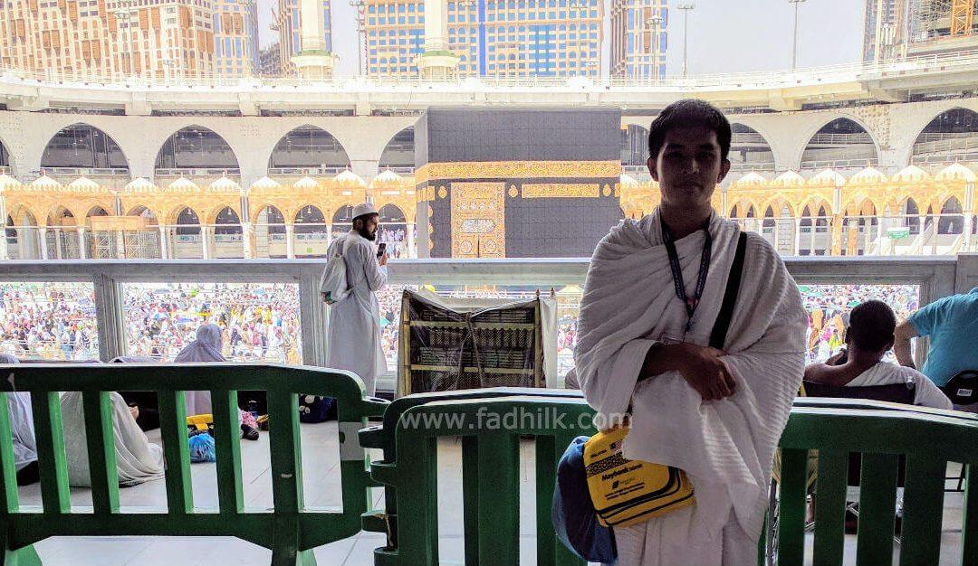 Pengalaman Pergi Haji Usia Muda Sebelum 30 Tahun – Part 1
