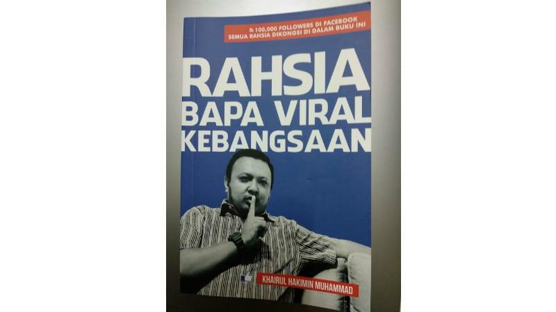Review Buku: Rahsia Bapa Viral Kebangsaan oleh Khairul Hakimin