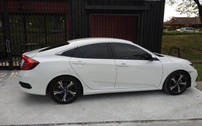 Berapa Kos Servis Pertama Honda Civic FC Turbo Charged?