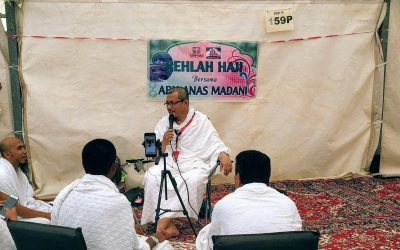 Rehlah Haji – Hari Tarwiah Bersama Dr Abdul Basit – 1438H/2017