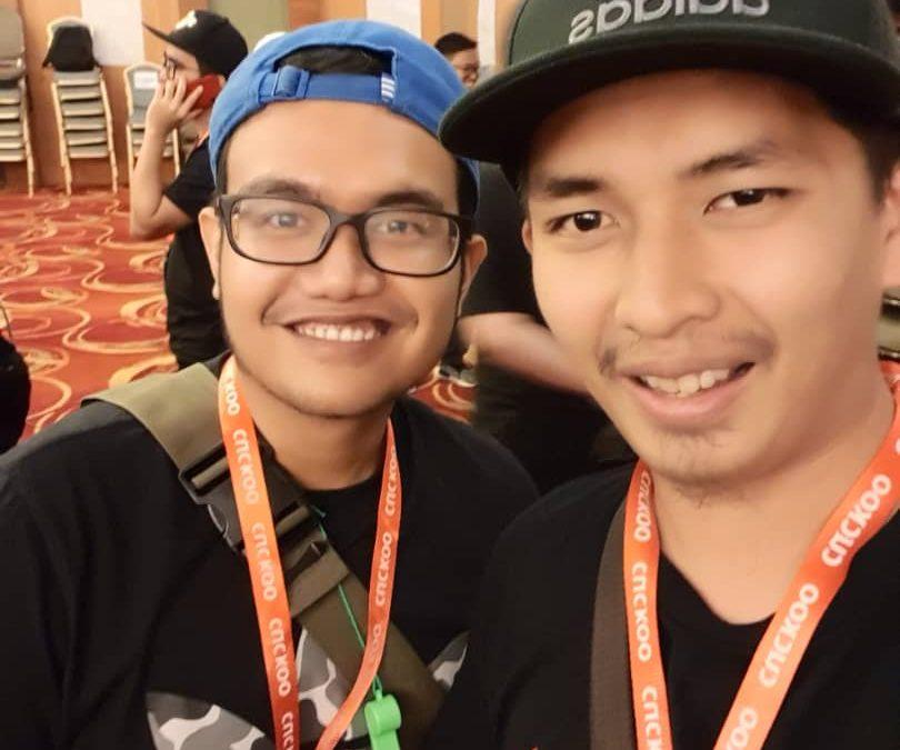 CUCKOO POWER UP CAMP 2019 – Sharing Dari NCM Fadzli Rosli