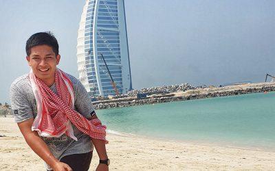 Kenapa UAE (United Arab Emirates | دولة الإمارات العربية المتحدة | Emeriah Arab Bersatu ) dinamakan UAE?