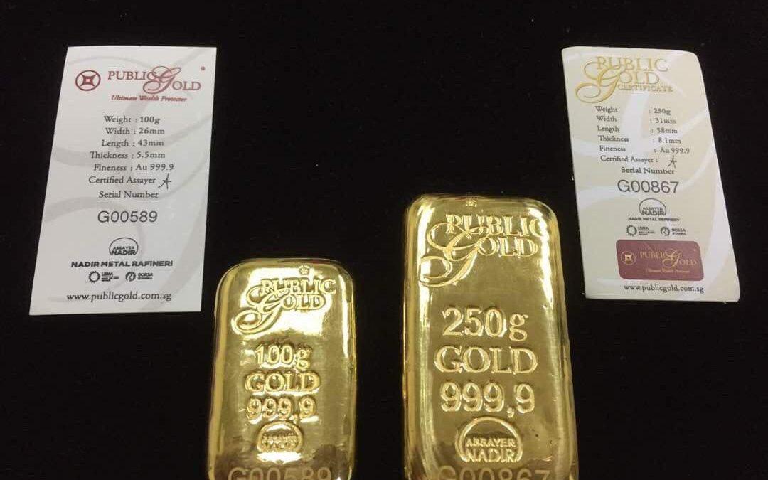 4 Cara Mudah Nak Buat Untung Dengan Emas